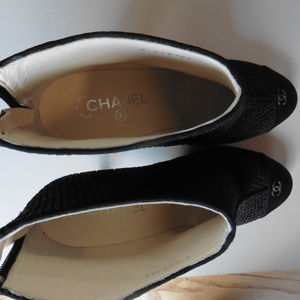 CHANEL Shoes - Authentic CHANEL Bottines Boots